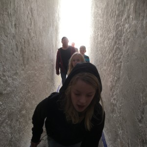 Ljuset i tunneln