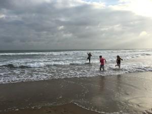 Barnen i vågorna