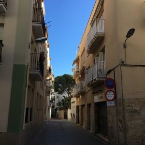 På Sitges gator